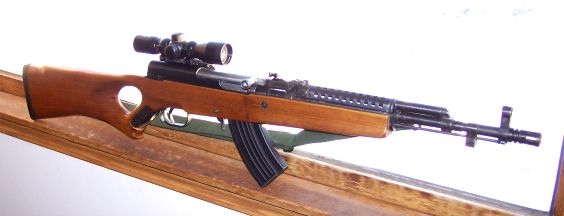 Who has an SKS? - Other Weapons - RIFLES (non-AK based) - forum