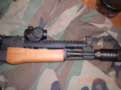Ultimak and Draco? - Saiga 7 62 X 39 - forum Saiga-12 com
