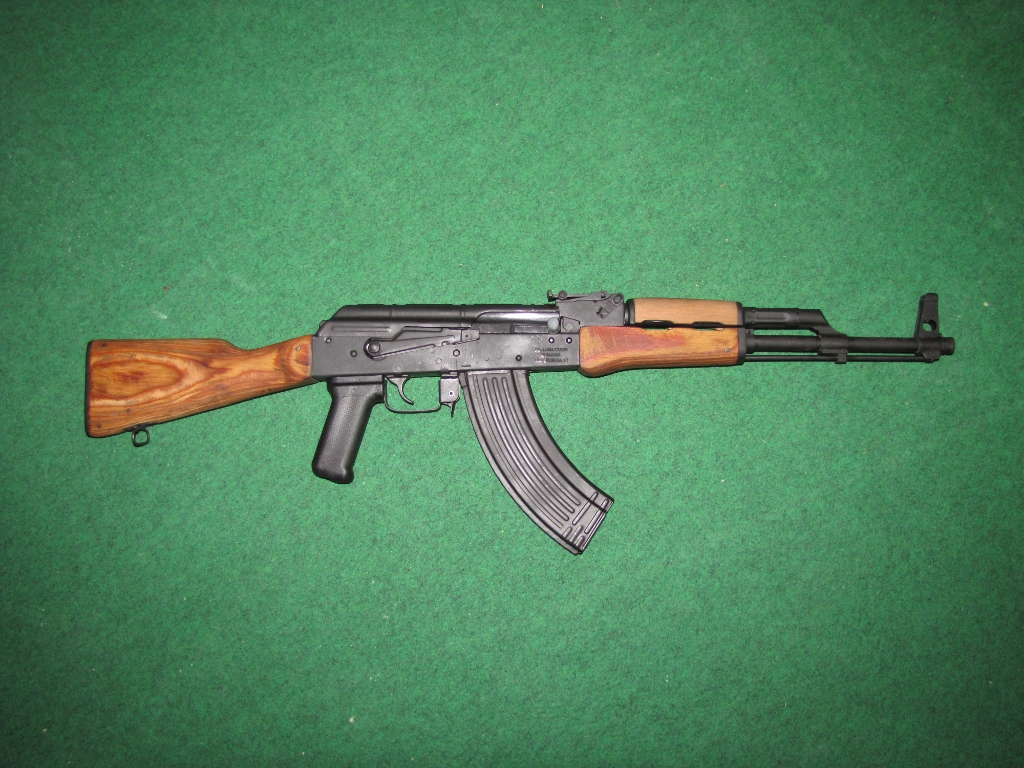 1972 WASR GP 10/63 - Other AK Rifles - forum Saiga-12 com