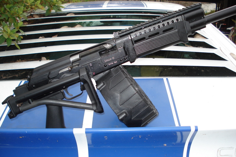 Foldable Stock: WTS Bonesteel Arms AK/Siaga Folding Stock