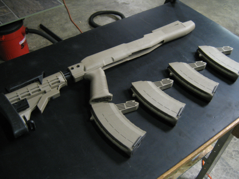 sks Tapco stock w/mags Chinese O/U - Unsorted Ads prior to