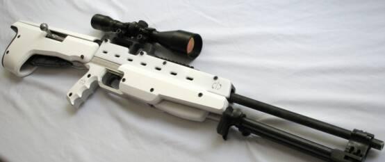 Mosin Nagant Bullpup Stock - Other AK Rifles - forum Saiga