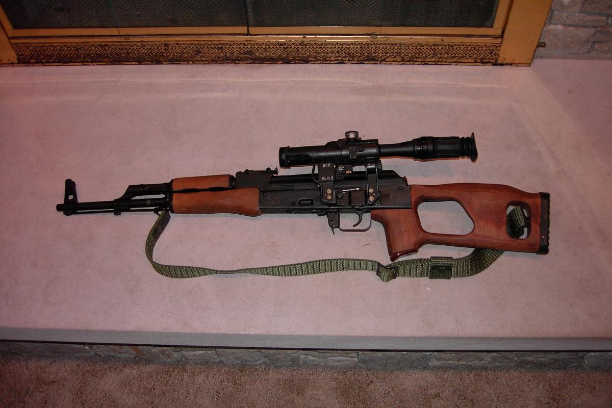 WASR-22 - Other AK Rifles - forum Saiga-12 com