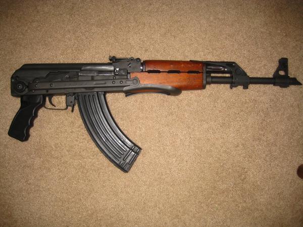 M70 Grenade Launcher attachment      - Other AK Rifles - forum Saiga