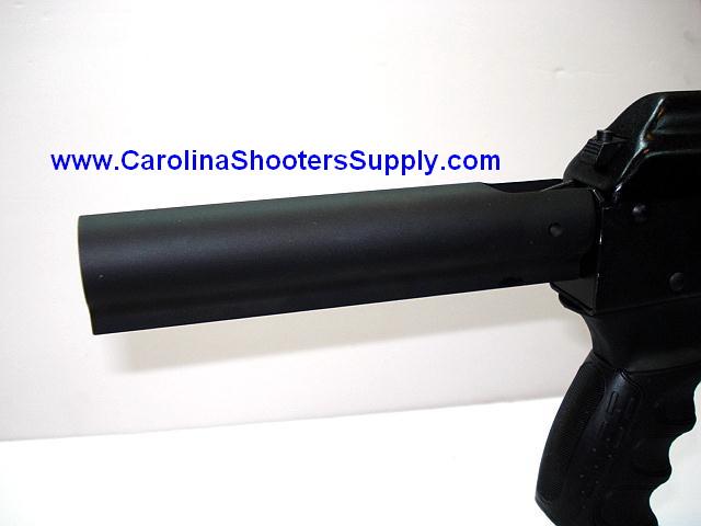 AK Collapsible Stock adapter - Carolina Shooters Supply