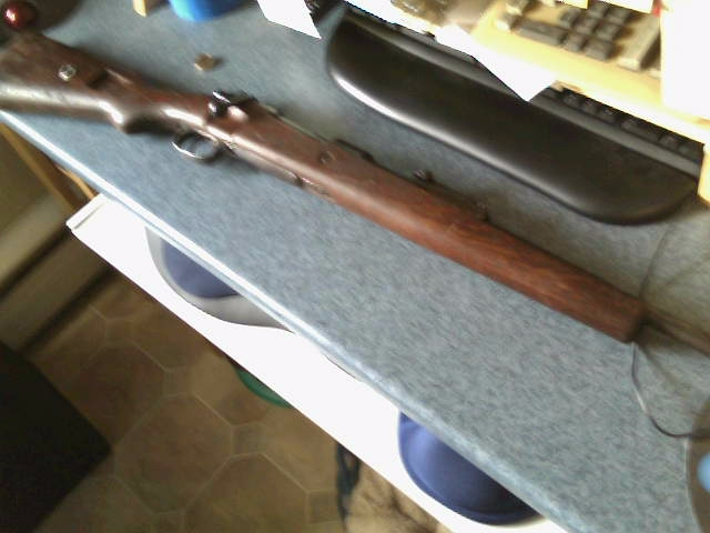 Steyr BNZ 43 K98 Mauser - Other Weapons - RIFLES (non-AK based