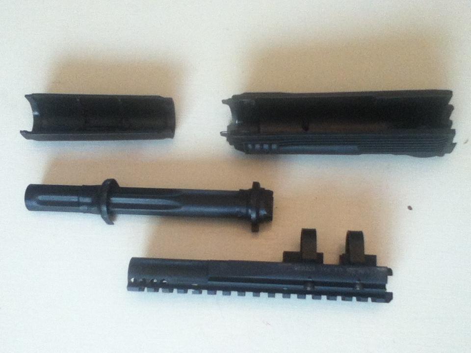 WTS Ultimak & AK gas tubes+AK handguard  - Firearm Parts