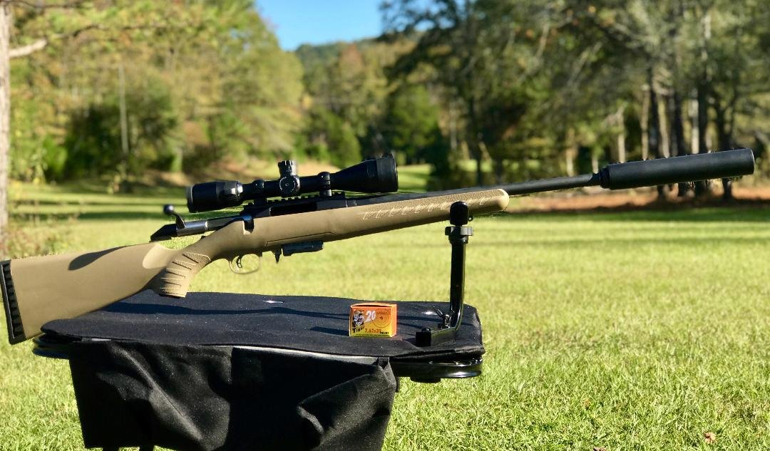 Ruger American Ranch 7 62x39 Review - General Discussion